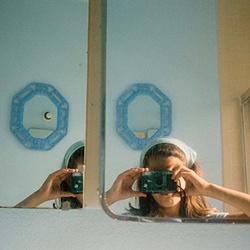 Collier, Anne: Women With Cameras (Self Portrait).