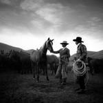 Adam Jahiel: The Horse Wranglers, 1995