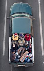 Alejandro Cartagena: Carpoolers #12