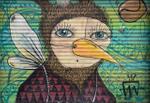 Carl Moore: Fenomenos, likely La Suerte (Sofia Acosta), Quito, Ecuador