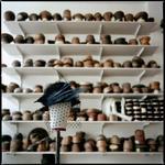 Colleen Plumb: Bird Hat, 2000