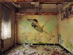 Dave Jordano: Room Detail 2, Chanute AFB, Rantoul, IL