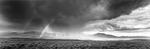 David H. Gibson: Double Rainbow, Hondo Mesa, New Mexico, 1996