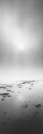 David H. Gibson: Sunrise, August 29, 2005, 8:00 AM, Eagle Nest Lake, New Mexico