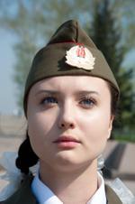 Frank Ward: Guard at the Eternal Flame III, Irkutsk, Siberia, 2010