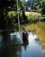 Jeff Rich: Gary Higgins, Soil & Water Conservation Director of Buncombe County, 2005