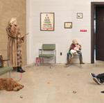 Julie Blackmon: Waiting Room, 2016
