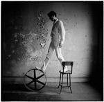 Karen Kuehn: David Byrne • 1991 • NYC • Request Music Magazine