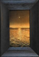 Kate Breakey: Moonlit Water, Arno Bay, South Australia