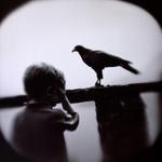 Keith Carter: Boy and Hawk