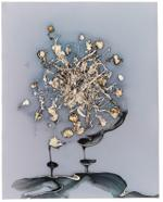 Light and Metal: Anne Arden McDonald, Wasted Flowers, 2016