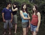 Lydia Panas: Vicki and Antonio, Veronica and Sabine, 2007