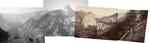 Mark Klett: Mark Klett and Byron Wolfe, Panorama Rock, 2002