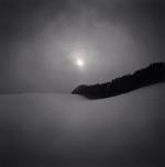 Michael Kenna: Rising Sun, Wakasa, Hokkaido, Japan, 2007