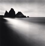 Michael Kenna: Beach Rocks, Gageo-do, Shinan, South Korea, 2012