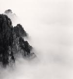 Michael Kenna: Huangshan Mountains, Study 6, Anhui, China, 2008