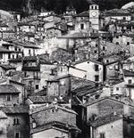 Michael Kenna: Homage to Giacomelli, Scanno, Abruzzo, Italy, 2016