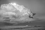 Mitch Dobrowner: Oort Cloud: Newkirk, Oklahoma, 2011
