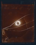 SOLAR Group Exhibition: Linda Connor, December 21, 1889, Solar Eclipse (Cheyenne)