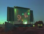 Steve Fitch: Star-Vu Drive-In Theater, Longmont, Colorado; July, 1980
