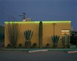 Steve Fitch: Greyhound Motel, Tucson, Arizona; December 30, 1980